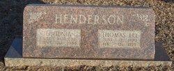 Thomas Lee Henderson