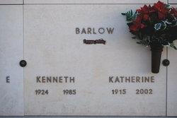 Kenneth Alvin Barlow