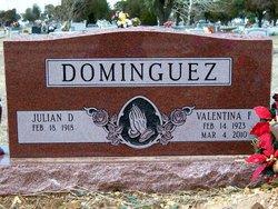 Valentina <i>Flores</i> Dominguez