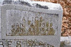 Mary Alice <i>Black</i> Forbes