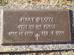 Jerry D. Love