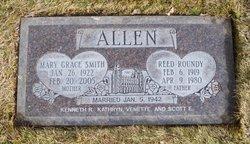 Mary Grace <i>Smith</i> Allen