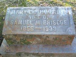 Mary C. <i>Humphreys</i> Briscoe