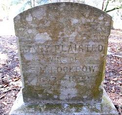 Mary R. <i>Plaisted</i> Lockrow