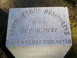 David George Humphreys