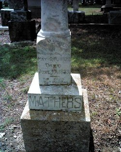 Joseph Ebbenezer Mathers
