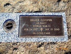 Rev I. Bruce Cooper