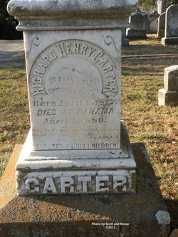 Maj Richard Henry Carter