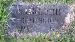 Bernice Belle <i>Tillotson</i> Buffington
