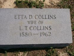 Mary Etta <i>Davis</i> Collins