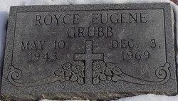 Royce Eugene Grubb