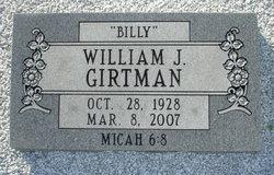 William J Billy Girtman
