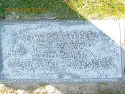 Edwin Ray Allen