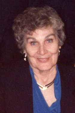 Margaret June <i>Young</i> Peterson