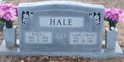 Laurel <i>Cornish</i> Hale