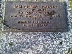Sam Gilbert Galves