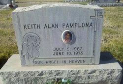 Keith Alan Pamplona