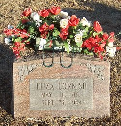 Eliza Ella <i>Hadaway</i> Cornish