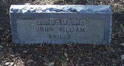 John Williams Bailey