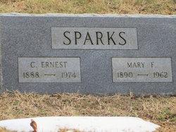 C Ernest Sparks