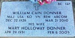 Mary <i>Holloway</i> Donner