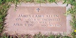 James Lamb Allen