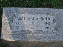Agatha J Arnold