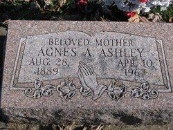 Agnes A Ashley