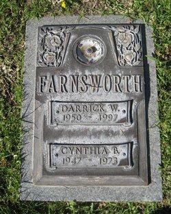 Darrick W. Farnsworth