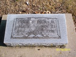 George Dick, Jr