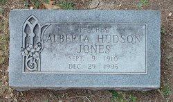 Alberta Peaches <i>Hudson</i> Jones