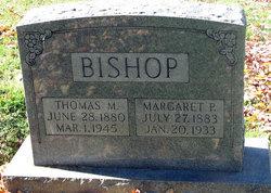 Margaret P Bishop