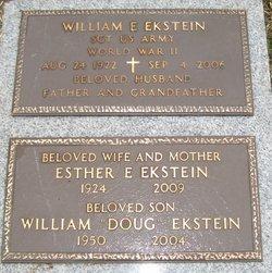 William Doug Ekstein
