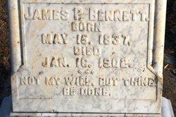 James P Bennett