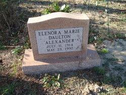 Elenora Marie <i>Daulton</i> Alexander