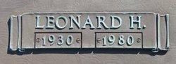 Leonard Howard Bennie Abernathy, Sr