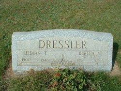 Bertha Mae <i>Meiser</i> Dressler