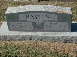 Mary Lou <i>Roberts</i> Baylis