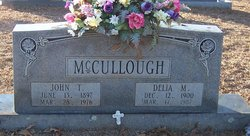 Delia Mae <i>Cornish</i> McCullough