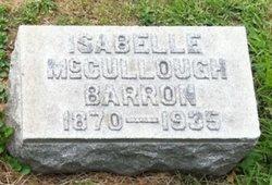 Isabella <i>McCullough</i> Barron