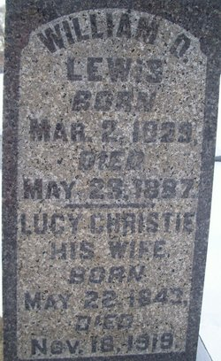 Lucy Christie Lewis