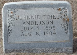 Johnnie Ethel Anderson
