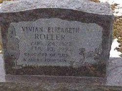 Vivian Elizabeth <i>Fountain</i> Roller