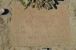 Sam Houston Blevins