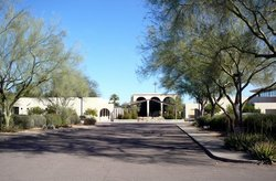 Saint Barnabas on the Desert Memorial Garden