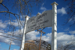 Salisbury Colonial Burying Ground