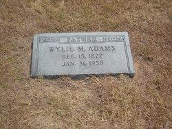 Wylie M. Adams