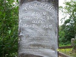 Thomas A. R. Davis