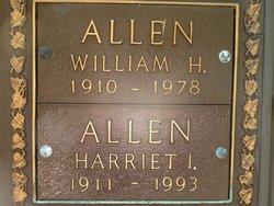Harriet <i>Iverson</i> Allen