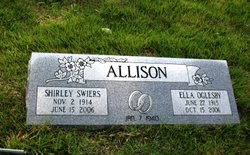 Ella Mae <i>Oglesby</i> Allison
